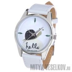 Часы Mitya Veselkov Улитка