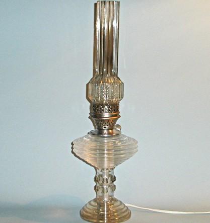 Винтажная лампа Подруга зари