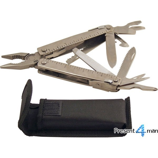 Нож многофункциональный Stinger MT-3019