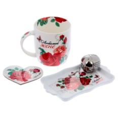 Чайный набор Любимой жене