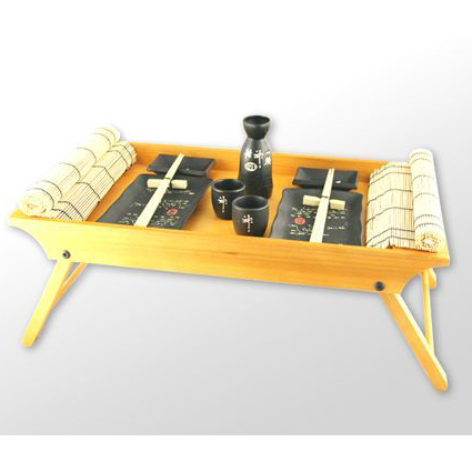 Обеденный набор со столиком