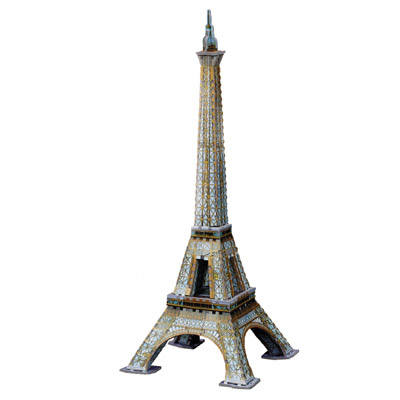Пазл «Эйфелева башня»