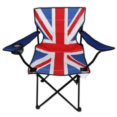 Стул складной Британский флаг