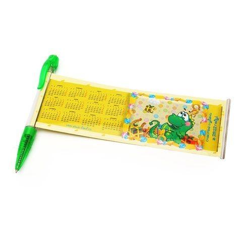 Ручка-флажок Дракоша - Счастья и удачи