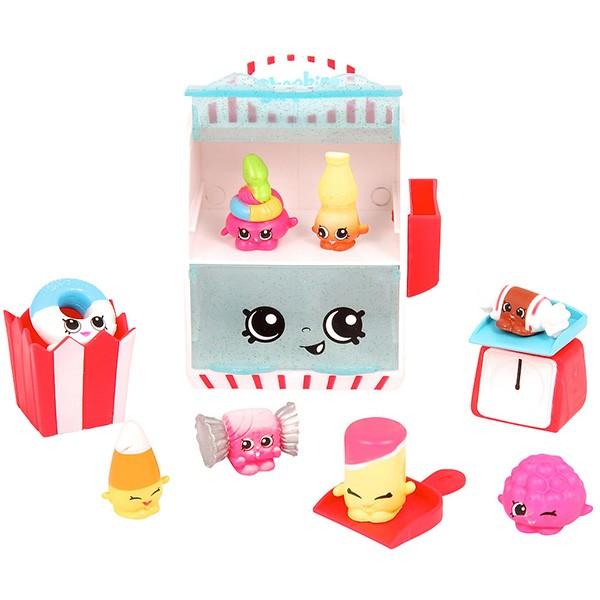 Игровой набор Shopkins Ярмарка вкусов. Коллекция конфет