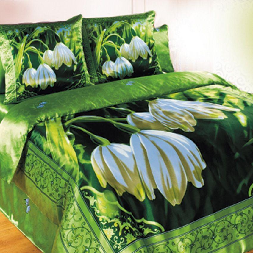 Комплект постельного белья Весеннее утро (2-спальный)