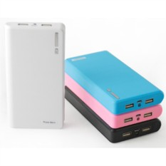 Универсальный аккумулятор Power bank (10800 мAh)