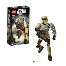 Конструктор Лего Звездные Войны Штурмовик со Скарифа