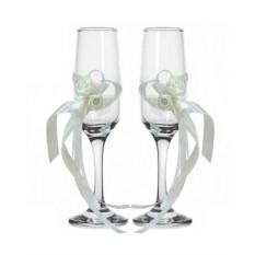 Набор свадебных бокалов №38