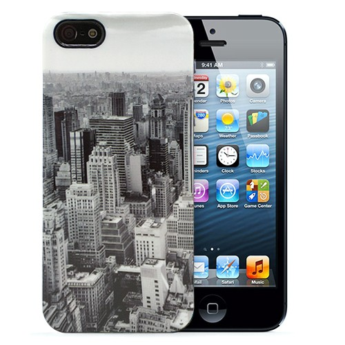 Чехол для iPhone 5/5s The City