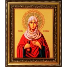 Икона на холсте Иоанна мироносица, святая праведная