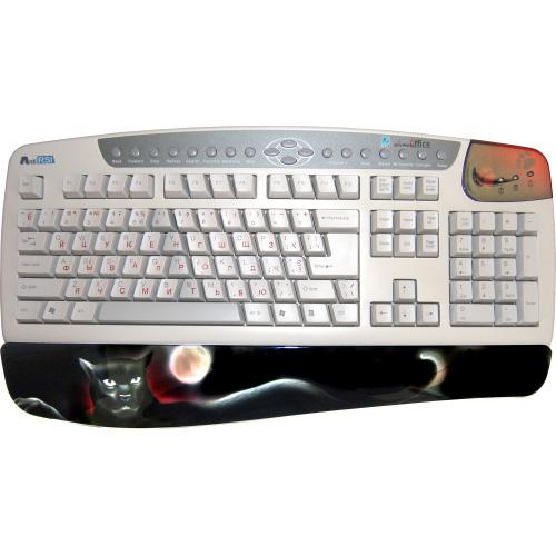 Клавиатура расписная «Пантера»