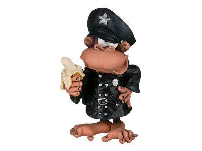 Фигурка Обезьяна-полицейский