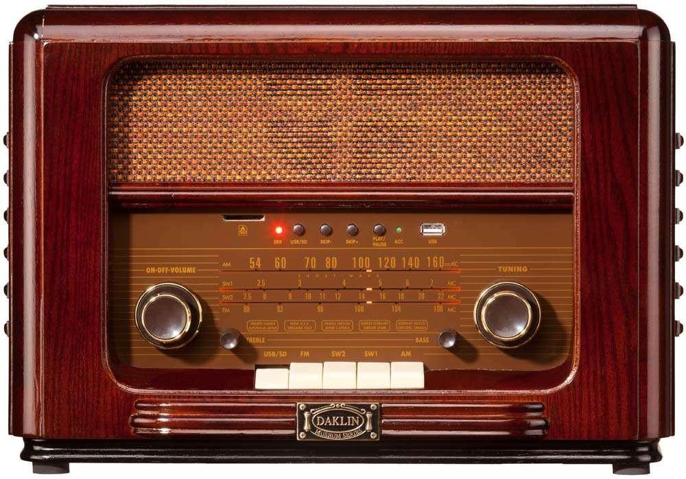 Музыкальный проигрыватель MP3 OLD TIME