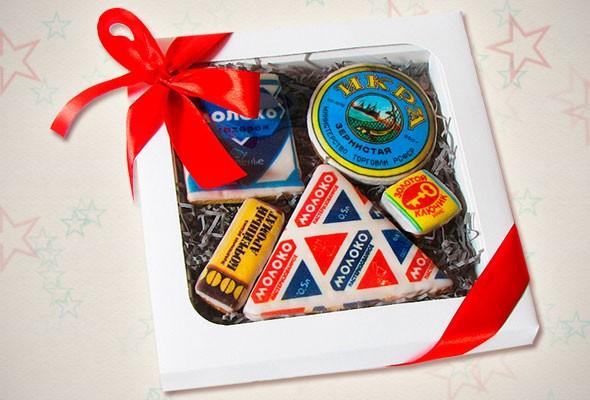 Подарочное печенье «Ностальгия»