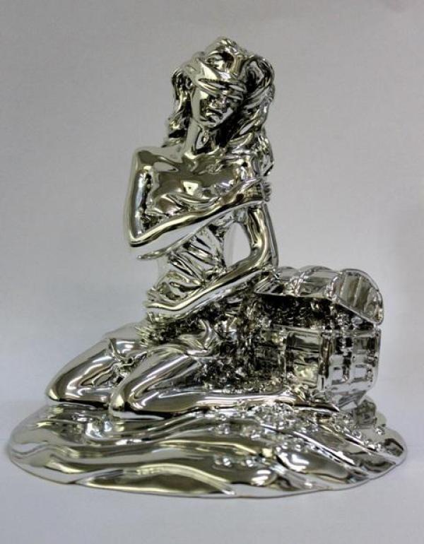Статуэтка Богиня удачи – повелительница сокровищ