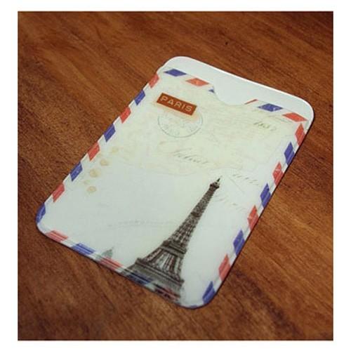 Держатель для карточки-пропуска Bus — Paris