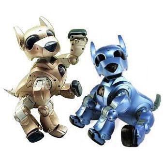 Собака-робот I-Cybie