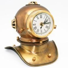 Часы в виде шлема водолаза Немо, настольные