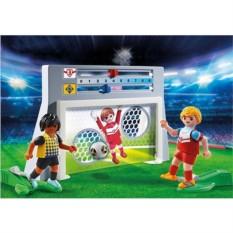 Конструктор Playmobil Футбол: Стена для тренировки ударов