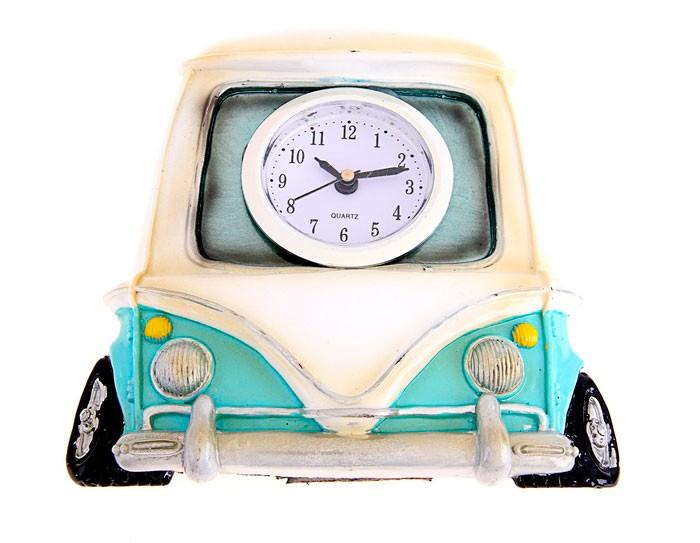 Часы настольные Ретроавтобус