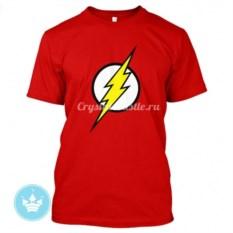 Мужская футболка Flash Classic