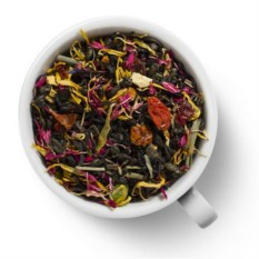 Черный ароматизированный чай Знаки зодиака. Водолей