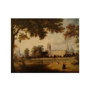 Картина «Церковь в Мертоне»