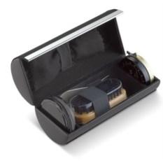 Черный набор для чистки обуви Giorgio
