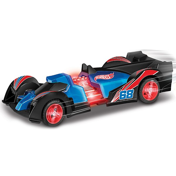 Синяя механическая машинка Toy State Hot Wheels