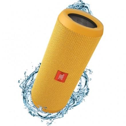 Портативная акустика JBL Flip 3 (Yellow)