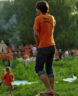 Детская футболка Папин-Сибиряк