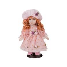 Фарфоровая кукла Ссалли с мягконабивным туловищем