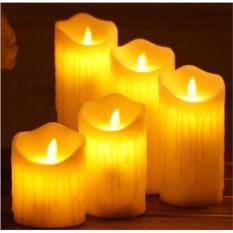 Светодиодная мерцающая свеча