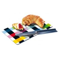 Доска для сервировки хлеба Color caro