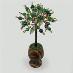 Дерево из нефрита Подарок любимой