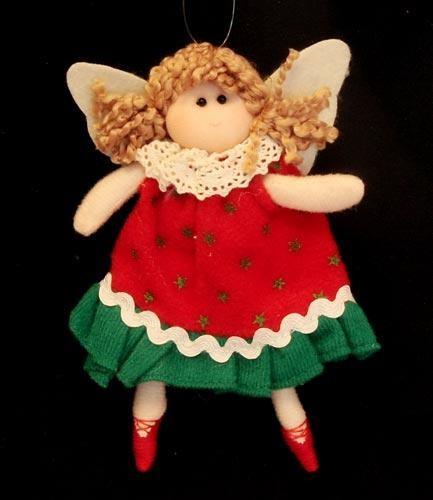 Игрушка подвесная Ангел