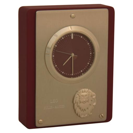 Часы со знаком зодиака «Лев»