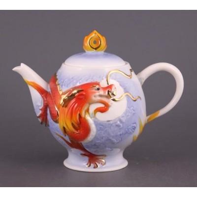 «Дракон». Заварочный чайник