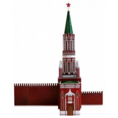 3D Пазл «Никольская Башня»