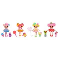 Кукла с питомцем Lalaloopsy Mini