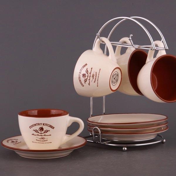 Чайный набор на 4 персоны Фэмили