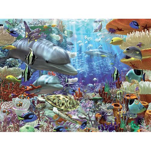Пазл «Морские чудеса»