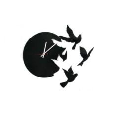 Часы Летящие птицы