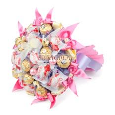 Букет из конфет Испания