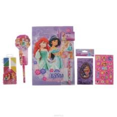 Подарочный канцелярский набор Disney Princess