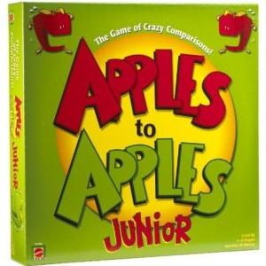 Развивающая игра Mattel - Apples to Apples Junior