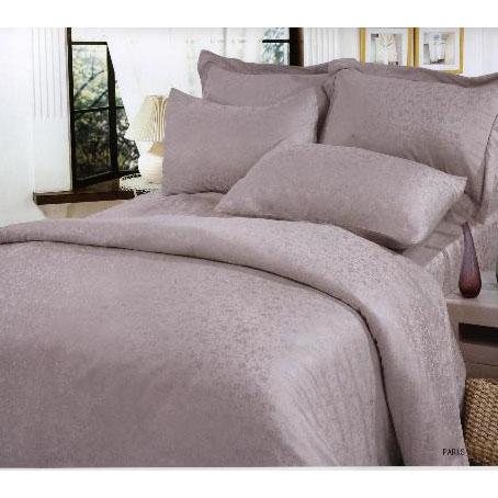 Комплект постельного белья PARIS (серый)