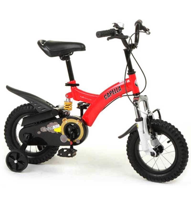 Велосипед Capella B-12, цвет: красный