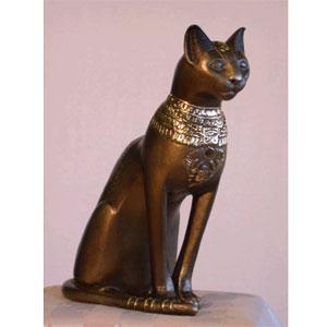 Сувенир «Кошка большая»